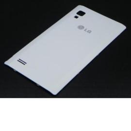 Tapa Trasera de Bateria Original para LG OPTIMUS L9 P760 - Blanca