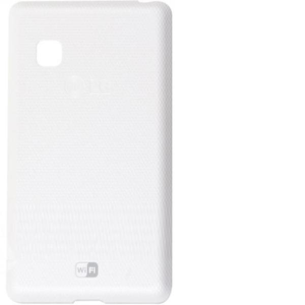 Carcasa Tapa Trasera de Bateria para LG T385 WIFI - Blanca