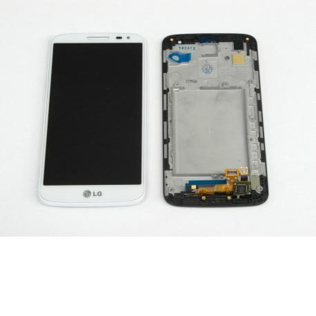 REPUESTO PANTALLA LCD + TACTILPARA  G2 MINI D620 - BLANCO
