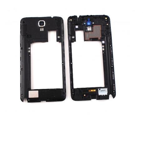 Carcasa Intermedia con Lente Original para Samsung Galaxy Note 3 Neo N7505