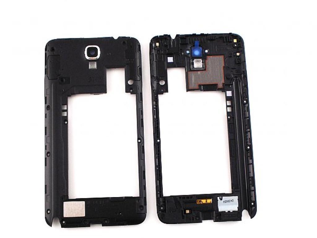 5832b8f2060 Carcasa Intermedia con Lente Original para Samsung Galaxy Note 3 Neo N7505