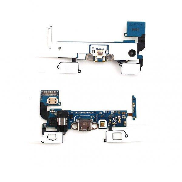 Flex Conector de Carga, Jack de Audio, Botones de Home y Microfono para Samsung Galaxy A5 A500F