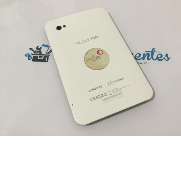 Tapa Trasera Original Samsung Galaxy TAB P1000 - Recuperada
