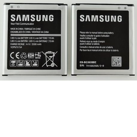 Bateria EB-BG360BBE Original para SM-G360, G361