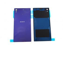 Tapa Trasera de Bateria para Sony Xperia Z1 C6902, C6903, C6906 Lila - Recuperada
