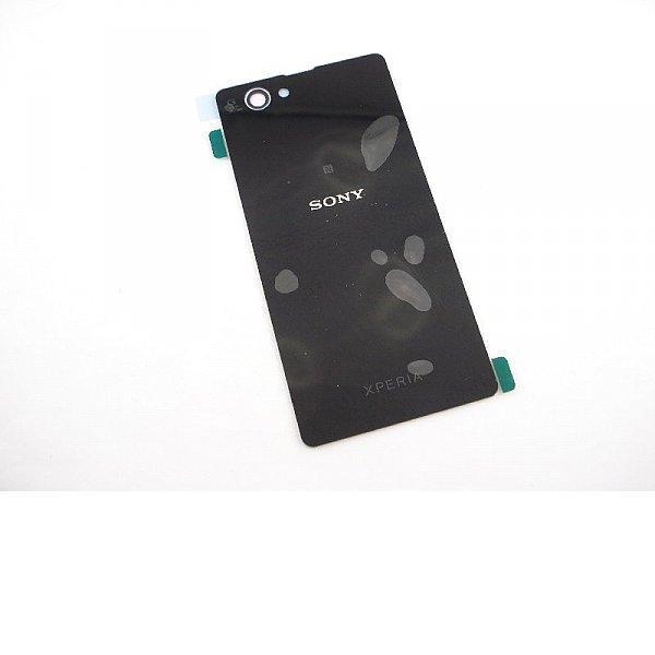 Tapa Trasera Original Sony Xperia Z1 Compact Z1C M51W D5503 Negra - Recuperada