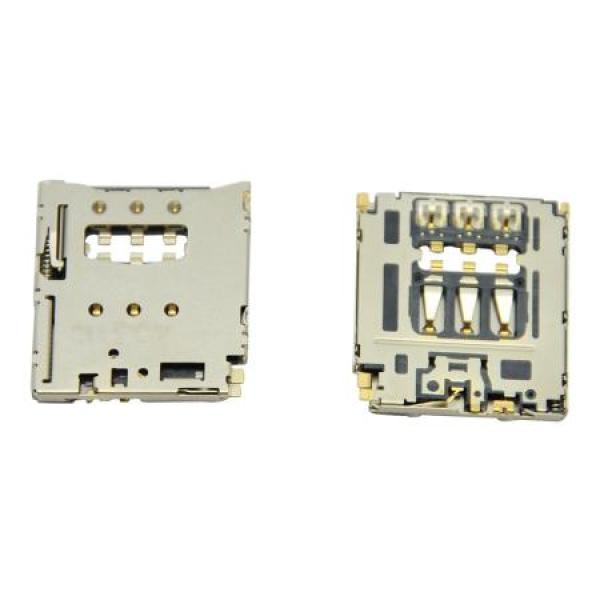 Lector de Tarjeta SIM para Sony Xperia T3 D5102 D5103 D5106 M50W
