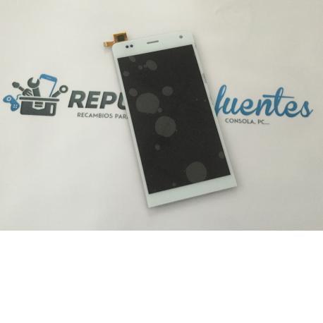 Repuesto Pantalla Lcd + Tactil Wiko Getaway - Blanco