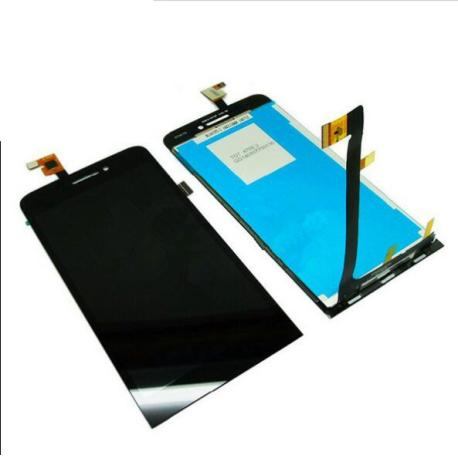Pantalla LCD Display + Tactil Wiko Wax - Negro
