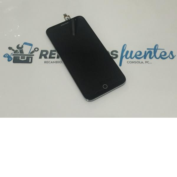 Pantalla LCD Display + Tactil para Alcatel Fire E 6015X - Negra