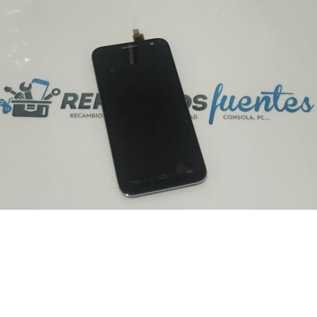 Pantalla LCD Display + Tactil para Alcatel Idol 2 Mini L 6014X - Negra