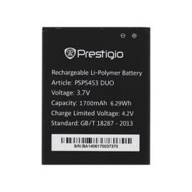 Bateria Original para Prestigio Multiphone 5453DUO de 1700mAh