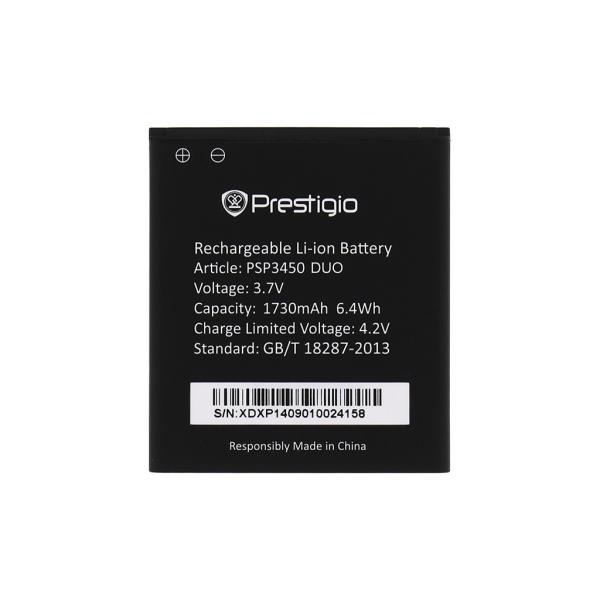 Bateria Original para Prestigio Multiphone 3450DUO de 1730mAh