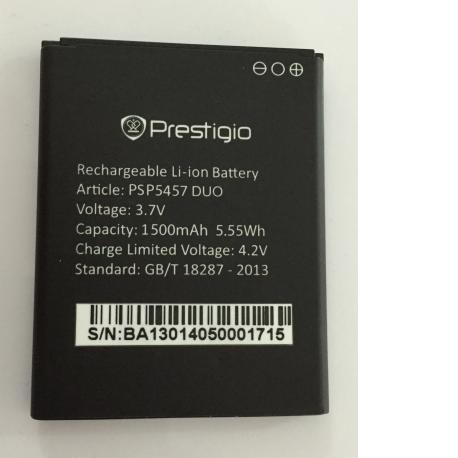 Bateria Original para Prestigio Multiphone 5457DUO de 1500mAh