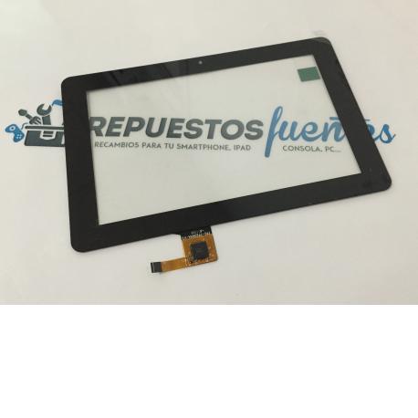 Pantalla Tactill para Tablet HP Slate 7 4G - Negra