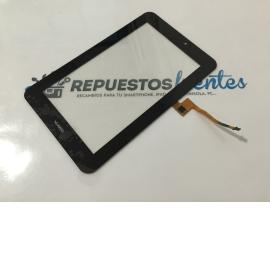 Pantalla Tactill para Tablet Huawei MediaPad 7 Youth S7-701 Youth 2 S7-721 - Negra