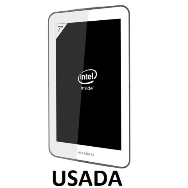 "Tablet Completa Huyndai Afrodita 7"" 1,2 GHz 8GB Android 4.4.2 - Blanca"