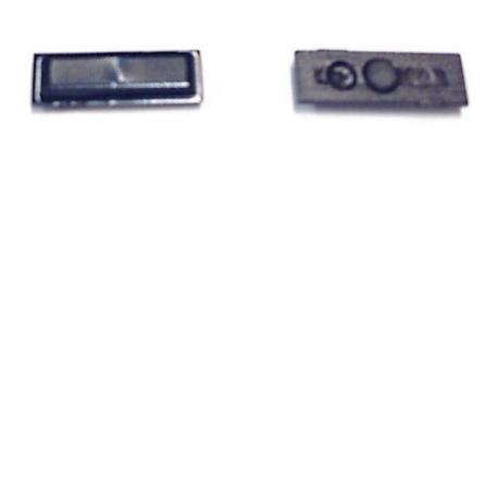 Boton de Encendido para LG P760 Optimus L9 - Negro