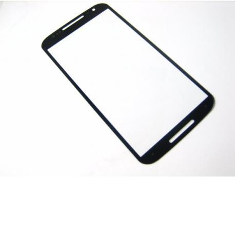 Pantalla de Cristal para Motorola Moto X (2nd Gen) XT1092 XT1095 - Negro