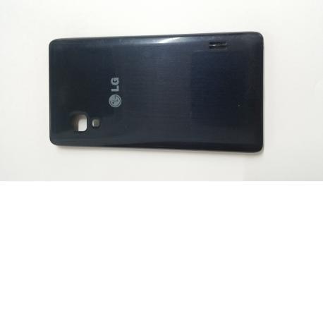 Carcasa Trasera de la bateria LG Optimus L5 II e460 Azul - Recuperada