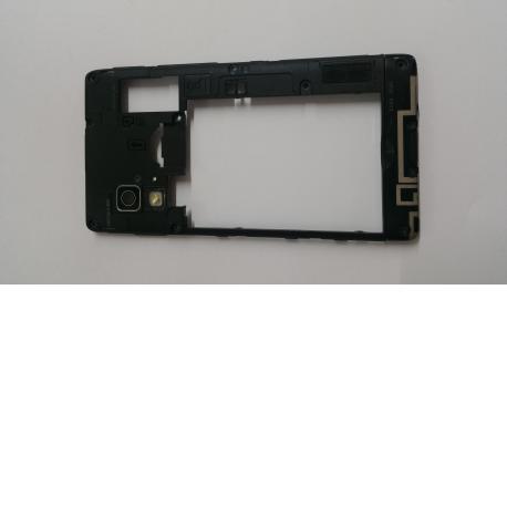 Carcasa Intermedia con lente LG Optimus L5 II e460 - Recuperada