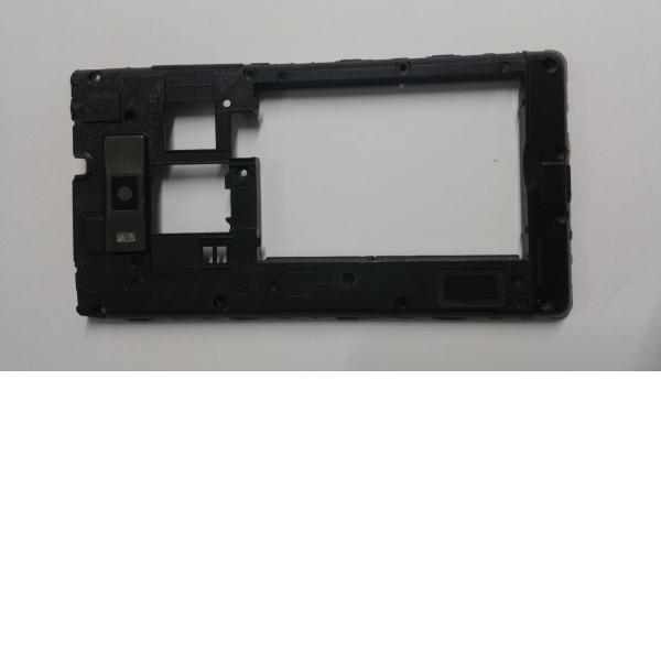 Carcasa Intermedia con lente para LG Optimus L7 P700 - Recuperada