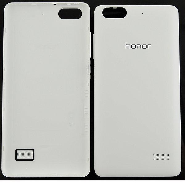 Tapa Trasera de Bateria Original para Huawei Honor 4C - Blanco