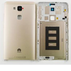 Tapa Trasera de Bateria Original para Huawei Ascend Mate 7 - Oro