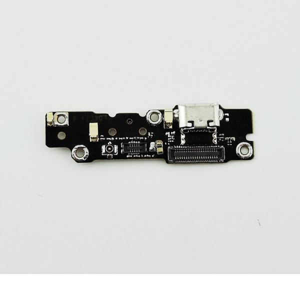 Flex Conector de Carga Micro USB y Microfono para Meizu MX4 Pro