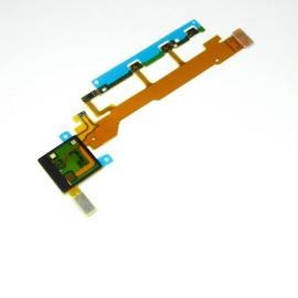 Flex Encendido On / Off, Volumen y Microfono para Sony Xperia Z L36H C6602, C6603