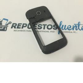 Carcasa Intermedia Original Samsung Galaxy Ace Style SM-G310HN Blanca - Recuperada