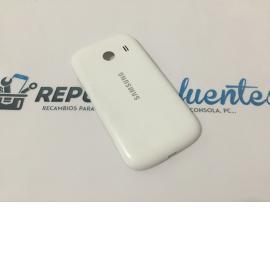 Tapa Trasera Original Samsung Galaxy Ace Style SM-G310HN Blanca - Recuperada