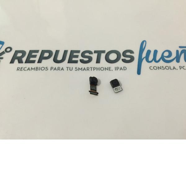 Juego Camara Trasera y Frontal Original Asus Fonepad 7 FE375CG ME375 K019 - Recuperado