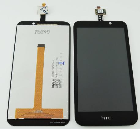 Pantalla LCD Display + Tactil para HTC Desire 320 - Negro
