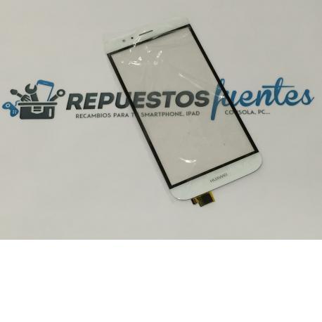 Pantalla Tactil para Huawei G8 - Blanco