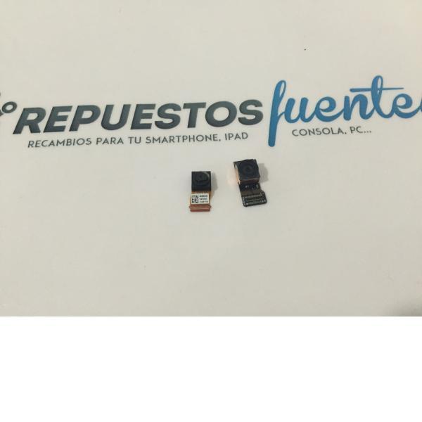 Juego de Camara Frontal y trasera Asus VivoTab Smart ME400C ME400 ME400CL K0X K0Y- Recuperada
