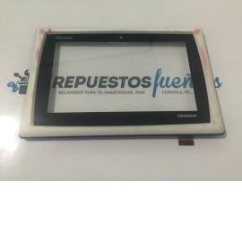 "Pantalla Tactil con Marco Original Clempad Clementoni 7"" 13695 -13696 Recuperada"
