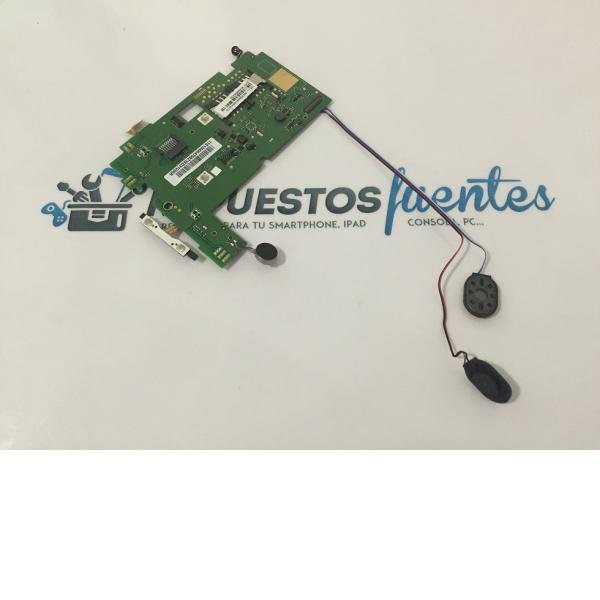 Placa Base Original Tablet Lenovo A2107 - Recuperada