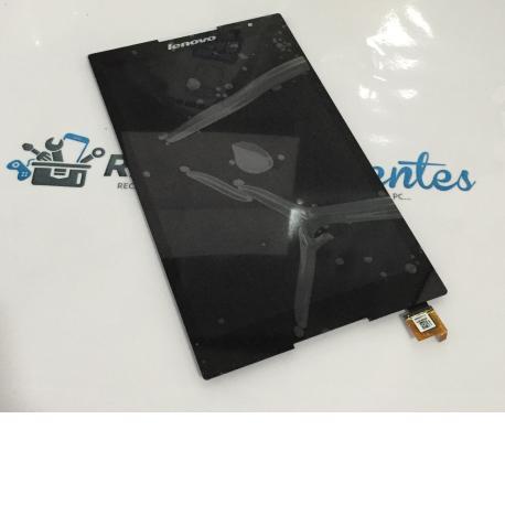 Pantalla LCD Display + Tactil para Lenovo TAB S8-50 S8-50LC - Negra