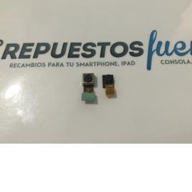 Juego Camara Trasera y Frontal Original Lenovo Ideatab Tablet S6000 - Recuperada