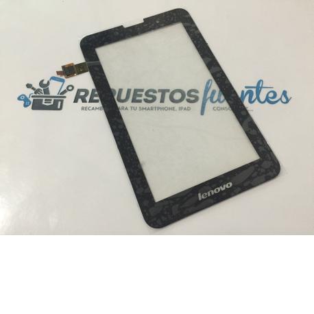Pantalla Tactil Original Lenovo IdeaTab A3000 Negra - Recuperada