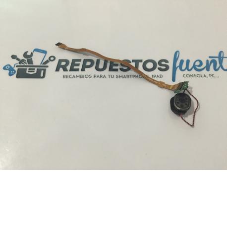 Flex altavoz Buzzer y Microfono Original Lenovo IdeaTab A3000 - Recuperado