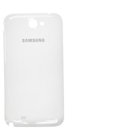 Carcasa Tapa Trasera de Bateria Original para Samsung Galaxy Note 2 N7100 - Blanca