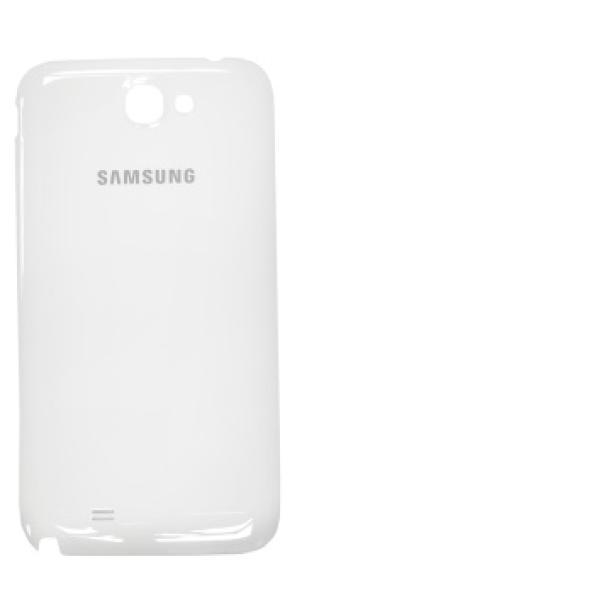 Carcasa Tapa Trasera de Bateria para Samsung Galaxy Note 2 N7100 - Blanca
