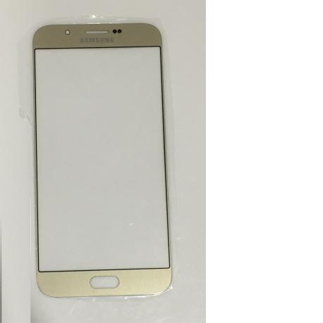 Pantalla de Cristal para Samsung Galaxy A8 A800F - Oro