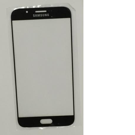 Pantalla de Cristal para Samsung Galaxy A8 A800F - Negro