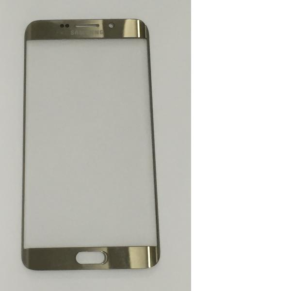 Pantalla Cristal para Samsung Galaxy S6 Edge+ Plus SM-G928F - Oro