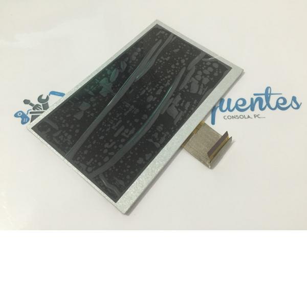 Pantalla LCD Original Ezee Storex Looney Tab - Recuperada