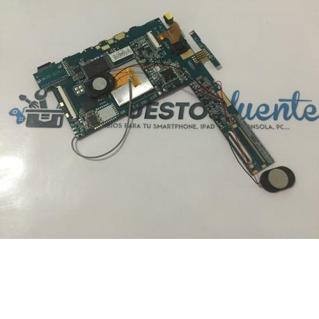 Placa base Original Tablet Wolder miTab EPSILON - Recuperada