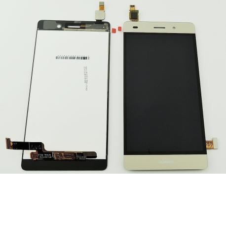 Pantalla LCD Display + Tactil para Huawei P8 Lite - Oro